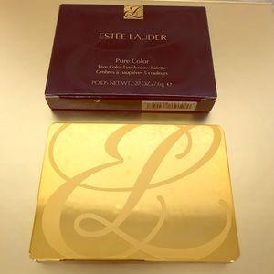 New Estée Lauder Pure Color Eyeshadow Palette